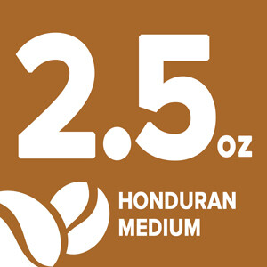 Honduran Medium - 2.5 Ounce Wholesale Labeling starting at: