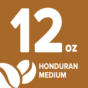 Honduran Medium - 12 oz
