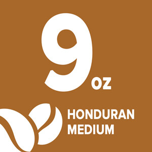 Honduran Medium - 9 oz. Packets or Cases starting at:
