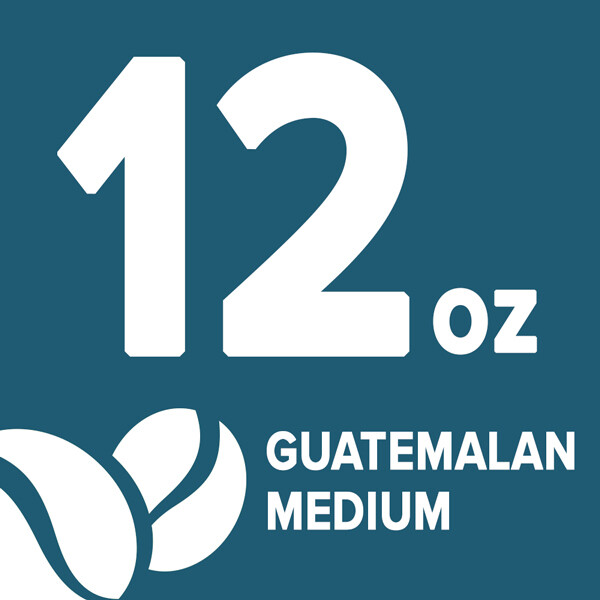 Guatemalan Medium - 12 oz
