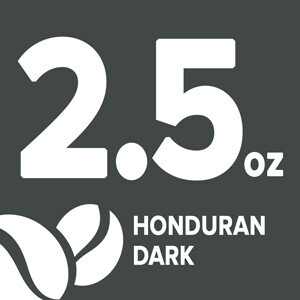 Honduran Dark- 2.5 Ounce Retail Labeling starting at: