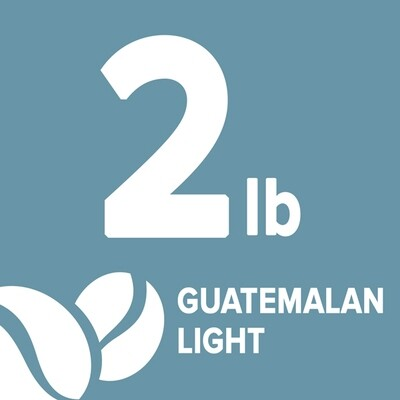 Guatemalan Light - 2 Pound Bag