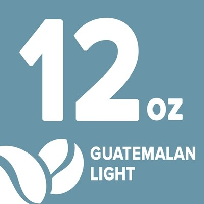 Guatemalan Light - 12 oz