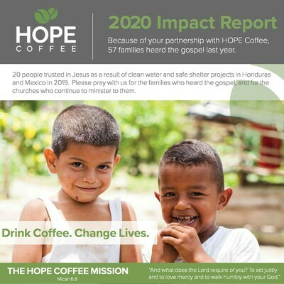 Downloadable Annual Impact Reports
