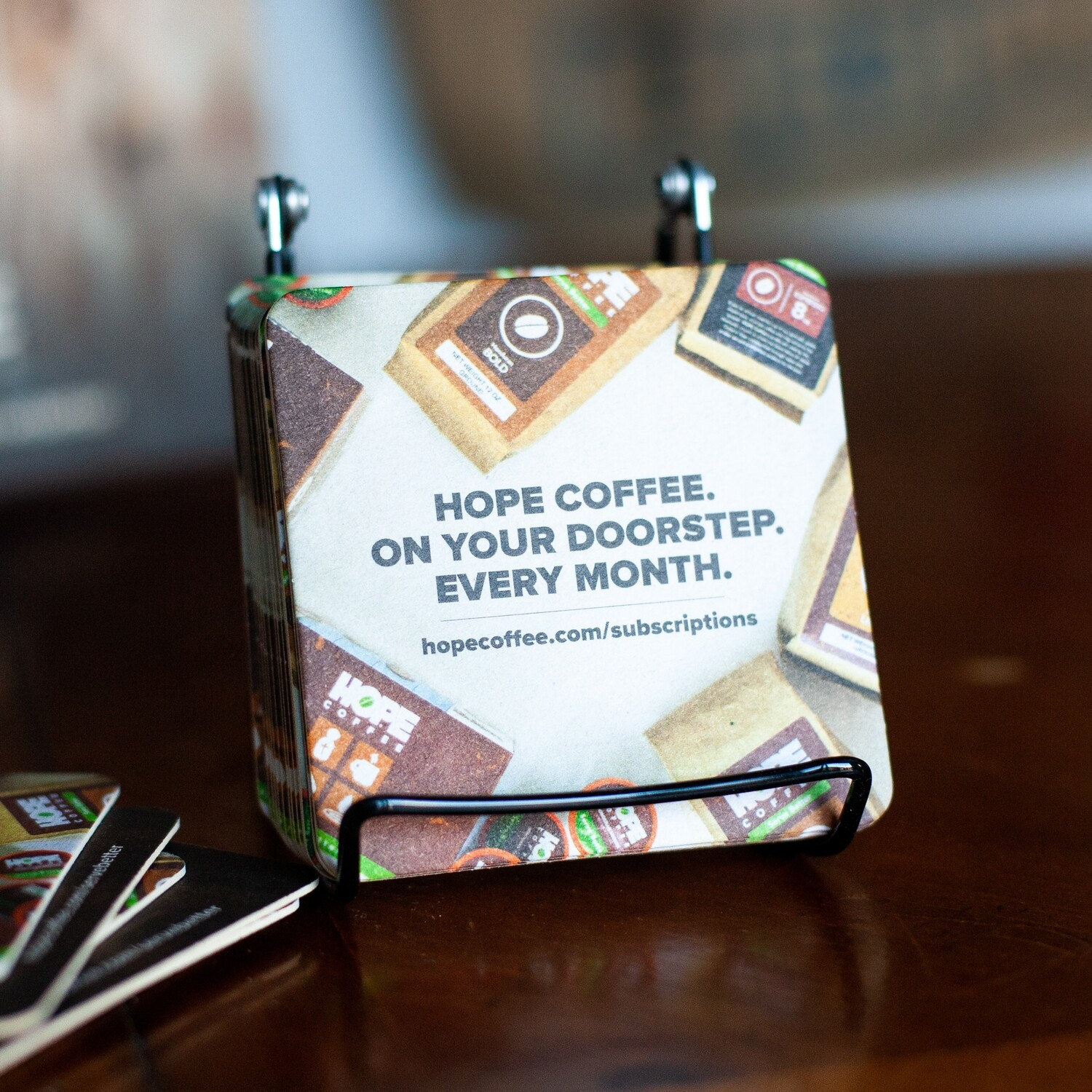 Pack of 25 Coasters