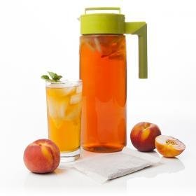 Iced Tea: Black Peach
