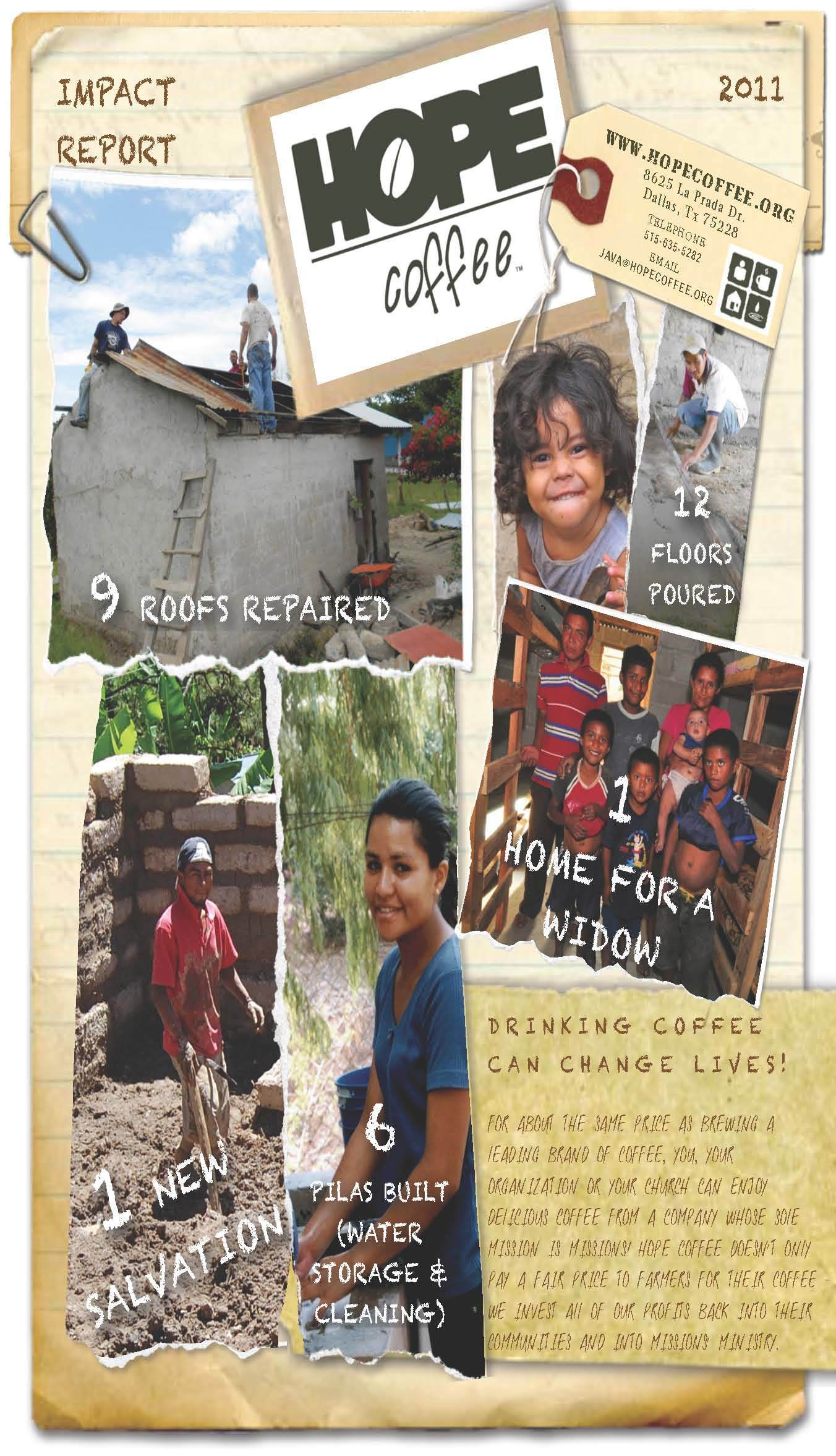 2011 Impact Report