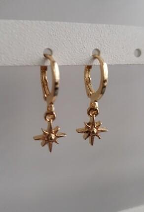Tiny perfect star goud