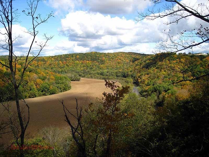 Yellow River Vista - Iowa September, 2011