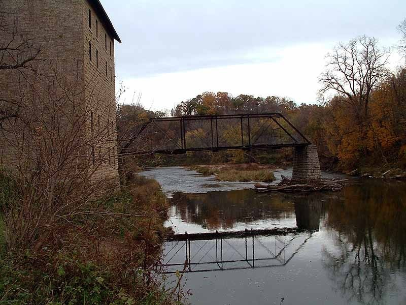 Motor Mill, Bridge Reflection 2007