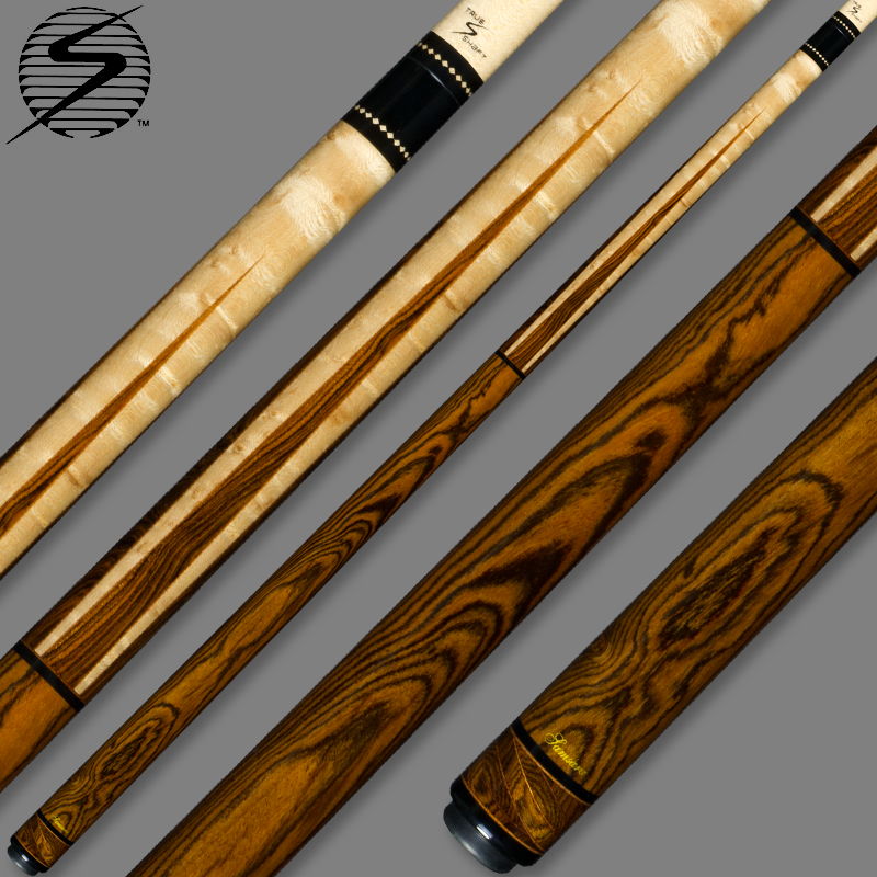 Samsara Original #2329 - Birdseye Maple / Bocote / Mahogany SamsaraOrig-2329