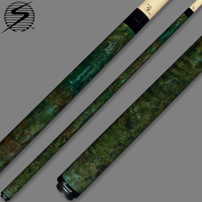 Samsara Bizarro Series Cue - Forest SamsaraBizForest