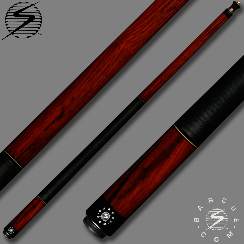 Samsara Bar Cue Series Cocobolo / Ebonized Wrap BQ-CB-EBW