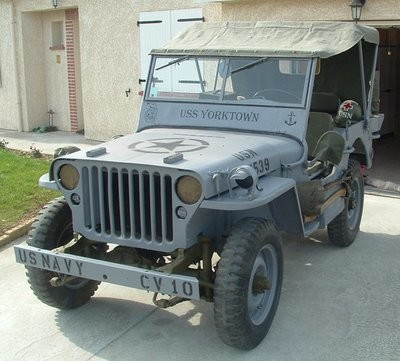 Navy Jeep stencil set for re-enactors ww2 military vehicle