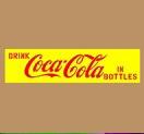 Soda drinks tray stencil set C oke C ola stencil set for reenactors ww2 army prop