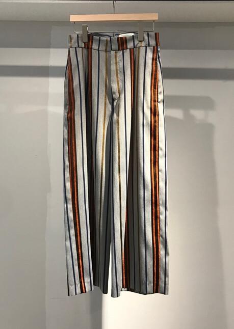 Stripe JQ Pants