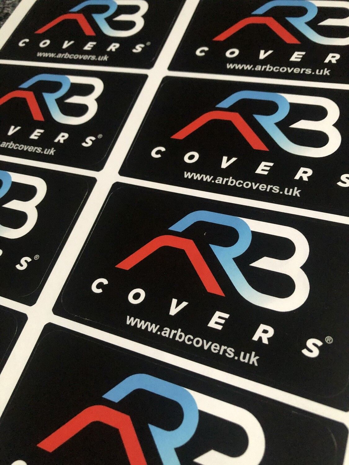 **FREE ARB Covers Stickers**