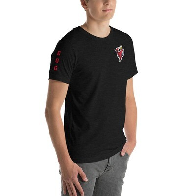 EoG Side Logo Short-Sleeve Unisex T-Shirt