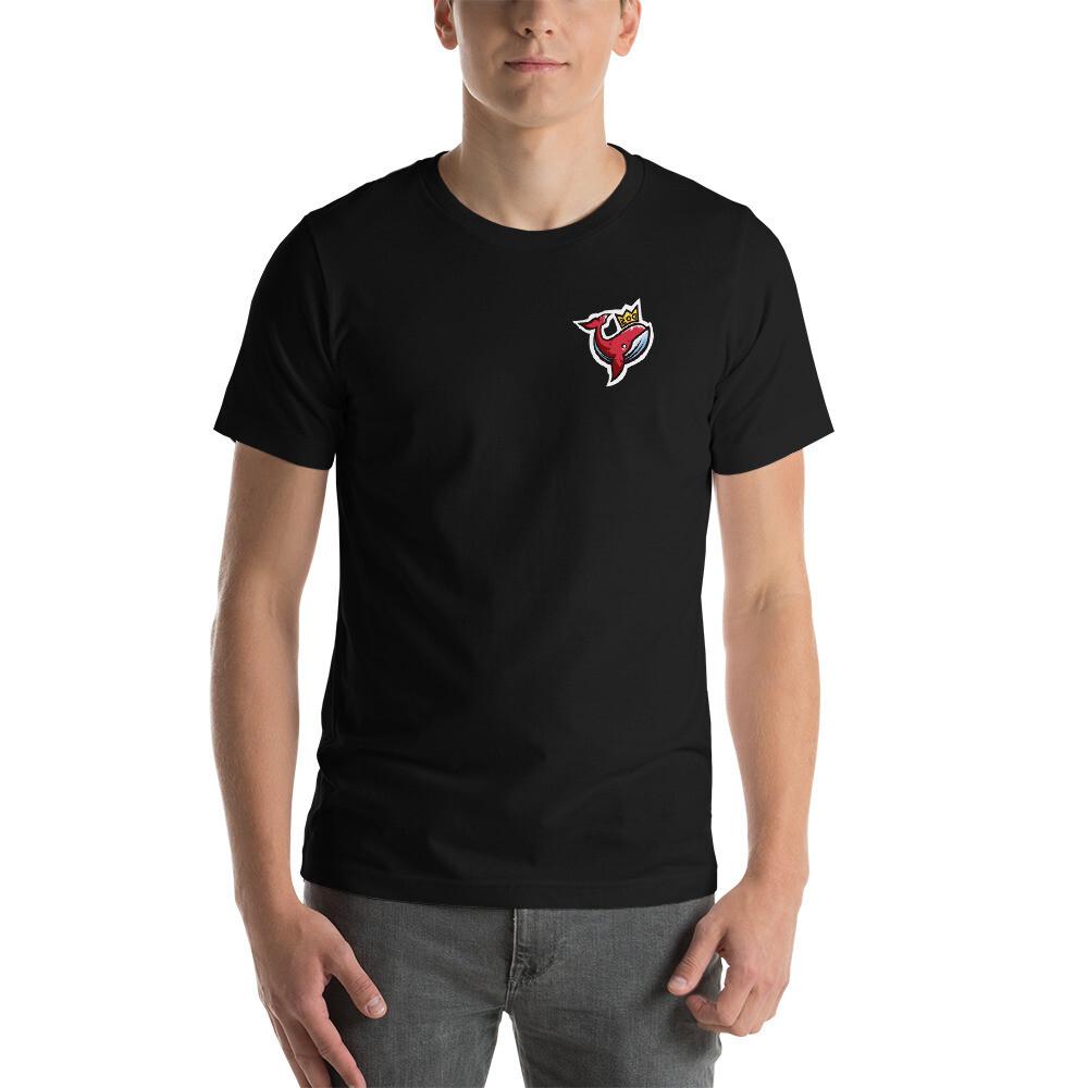 Solo EoG Logo Short-Sleeve Unisex T-Shirt