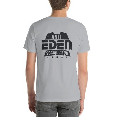 Anti Eden Short-Sleeve Unisex T-Shirt