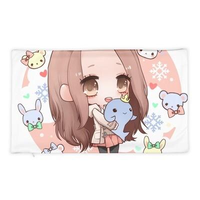 Shar Cute Pillow Case
