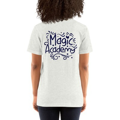 Magic Academy Short-Sleeve Unisex T-Shirt
