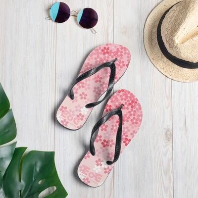 Sakura Flip-Flops