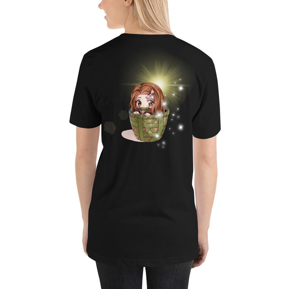 Shar-zuko Basket Short-Sleeve Unisex T-Shirt