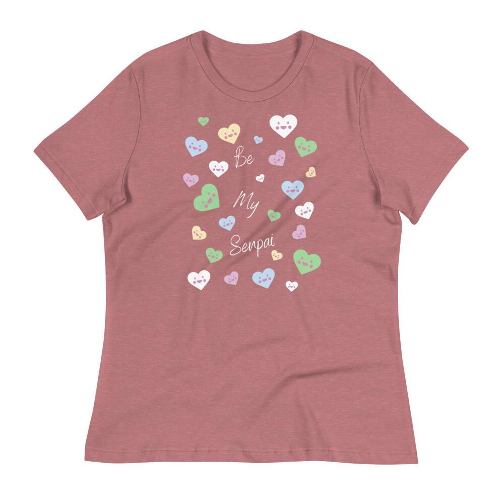 Be My Senpai Women's T-shirt