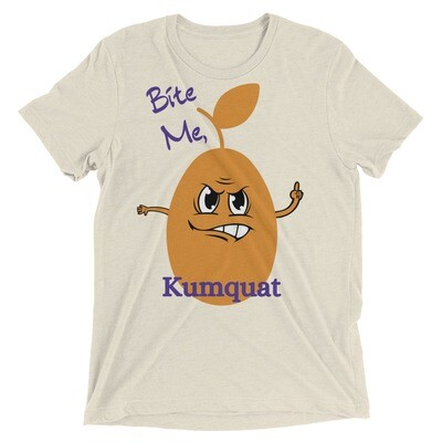 Bite Me, Kumquat T-shirt