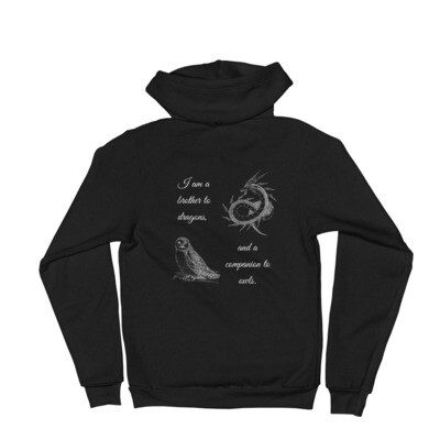 Brother to Dragons Hoodie