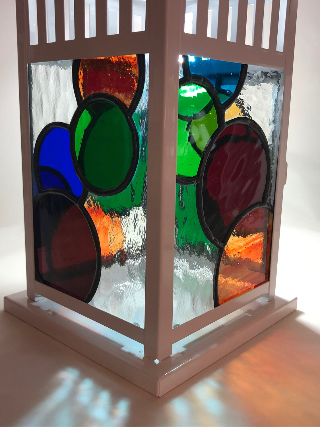 Stained Glass Multi Circles