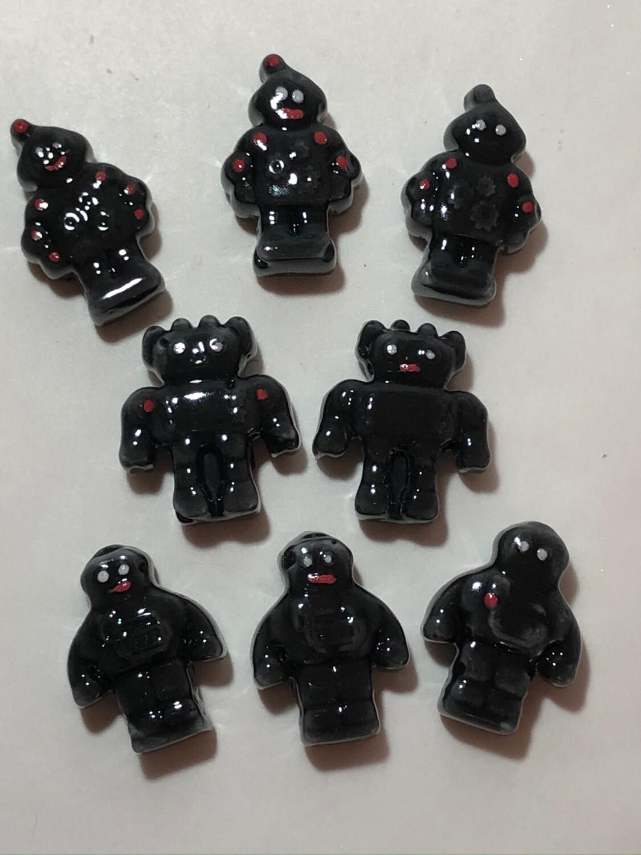 Black Robot Magnets