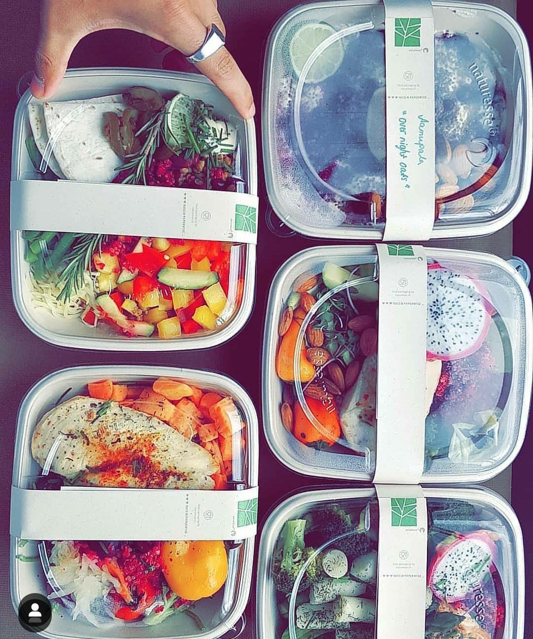 12 Meals custom made