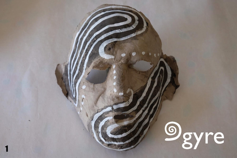 Gyre Project & Nadine Rennert – Spiral Mask