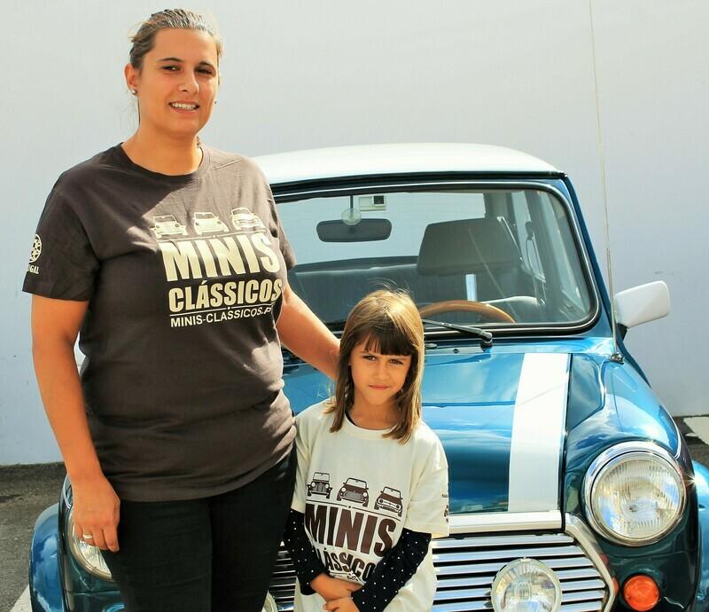 T-shirt Minista Clássico (Exclusivo para Ministas registados)