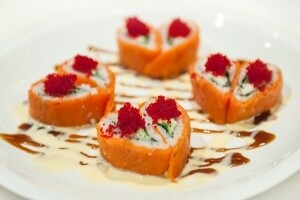 Honey Valentine Roll
