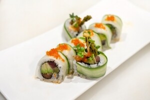 Green Silk Roll