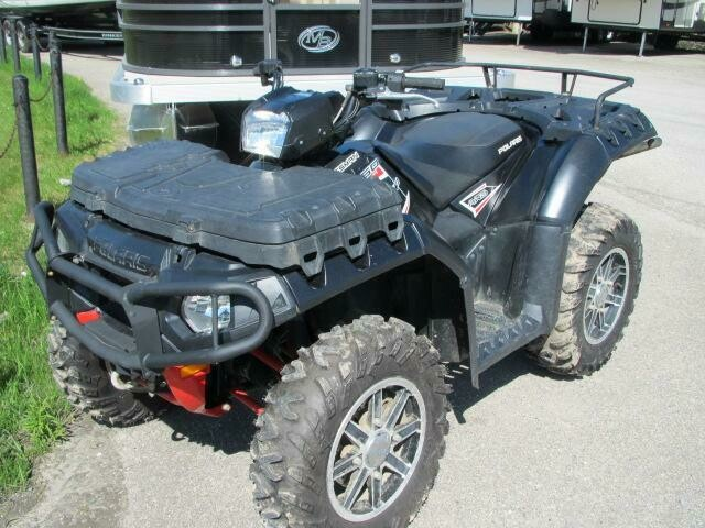 2013 POLARIS 850 SPORTSMAN