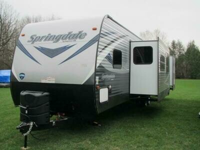 2018 SPRINGDALE 38FQ BY KEYSTONE RV