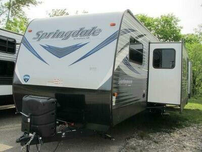 2019 SPRINGDALE 38FL BY KEYSTONE RV