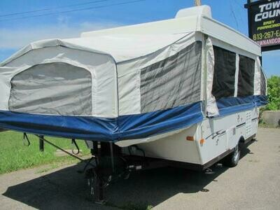 2005 YEARLING 4124 TENT TRAILER BY PALOMINO