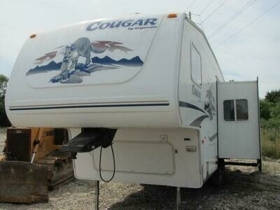 2005 COUGAR 276RL BY KEYSTONE RV