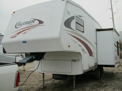 2006 CRUISER 25RS BY CROSSROADS RV