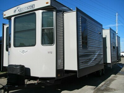 2020 RESIDENCE 40MBNK BY KEYSTONE RV