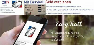 EasyKall Voucher 20 €