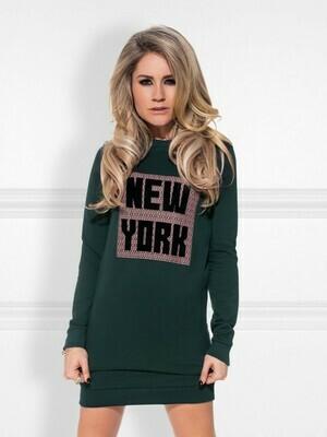 New York Sweatdress