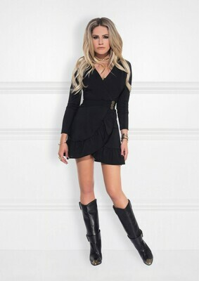 Suzy Button Dress