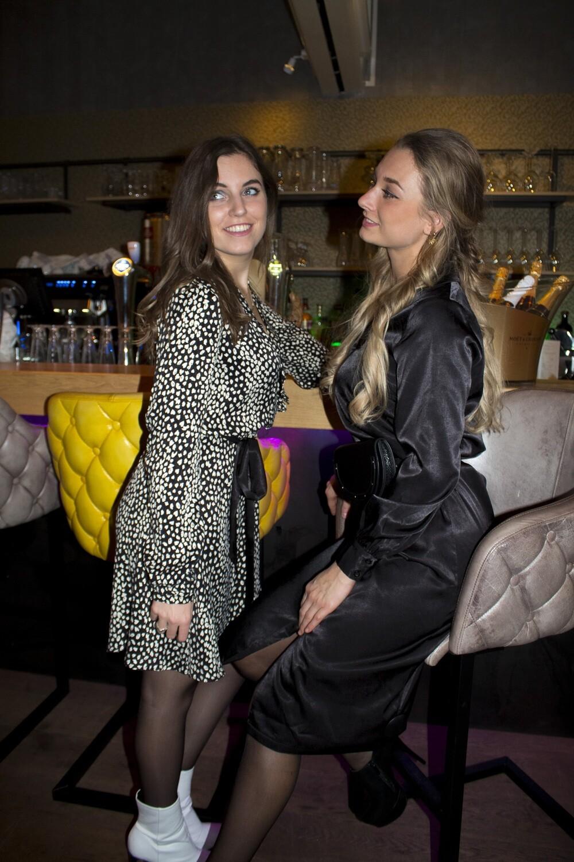 Gianna Little Leopard Dress