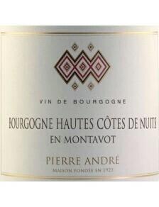 Maison Pierre André - Bourgogne Hautes Côte de Nuits, AOC Bourgogne - 75cl